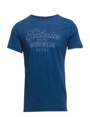 T-shirt - Ensign blue