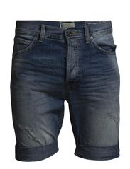 Denim Shorts - Mallard Blue