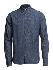 Shirt - Provincial Blue