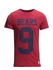 T-shirt - Cardinal Red