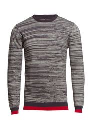 Knit Pullover - India ink