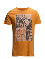T-shirt - Sun Orange