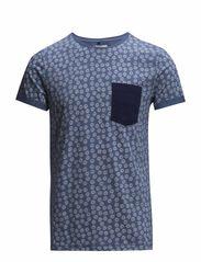 T-shirt - Copen Blue