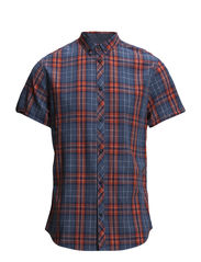 Shirt - Mandarin Red