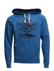 Sweatshirt - Mediterranian Blue