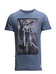 T-shirt - Provincial Blue