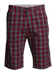 Shorts - Poinsettia