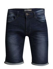 Denim Shorts - Denim middleblue