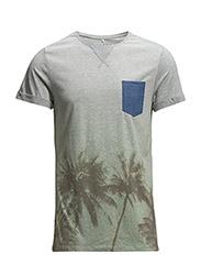 T Shirt - Stone mix