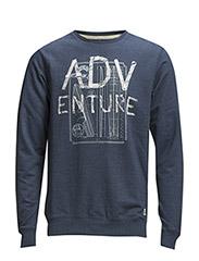 Sweatshirt - Insignia Blue