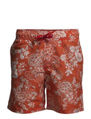 Swimwear - Mandarin Red