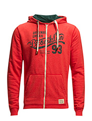 Sweatshirt - AURORA RED