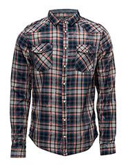 Shirt - SPICY ORANGE RED