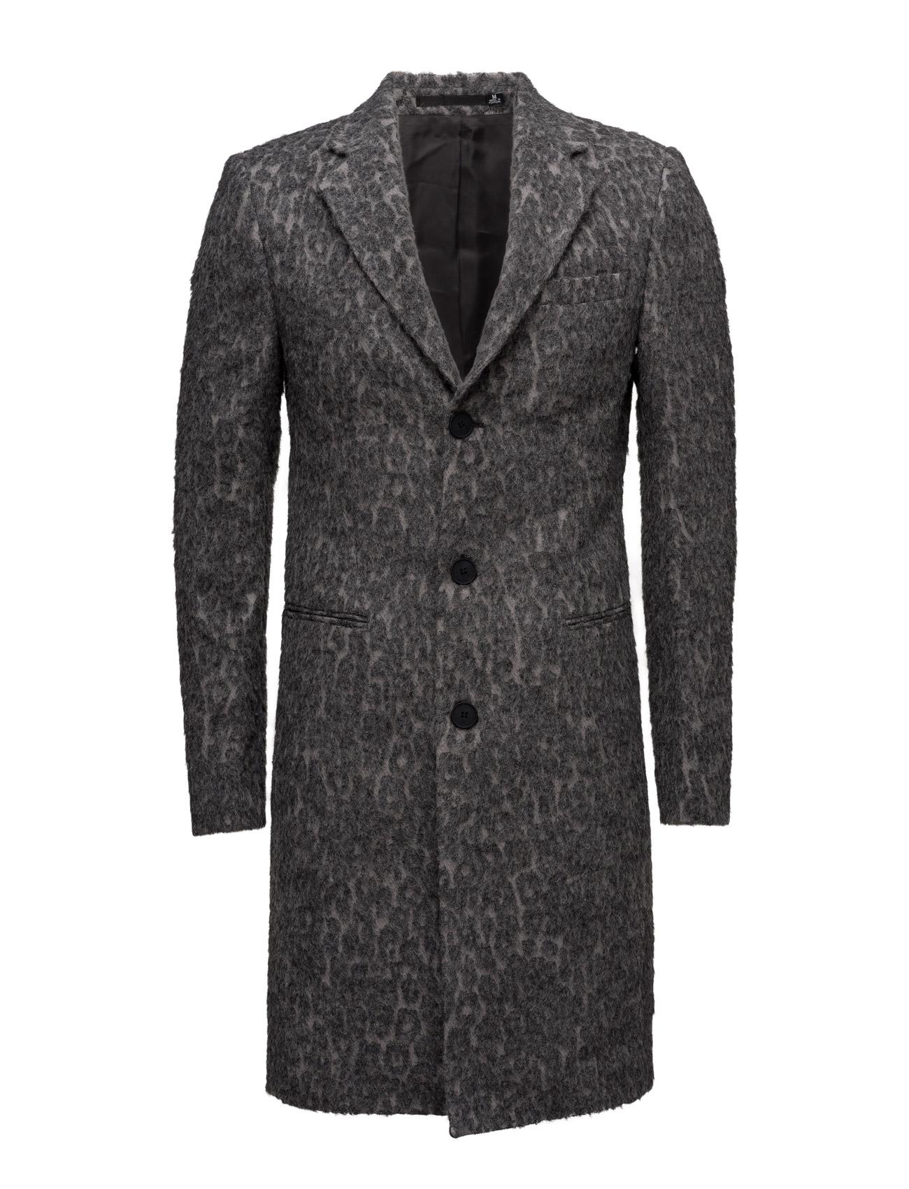 Coat 15 BLK DNM Frakker til Mænd i Charcoal Grey