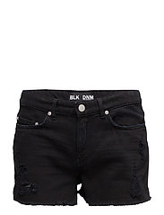 JEANS SHORT 16 - KINGSTON BLACK