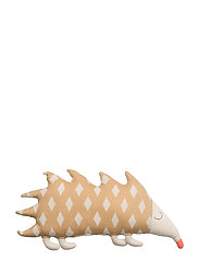 Knitted Hedgehog - YELLOW