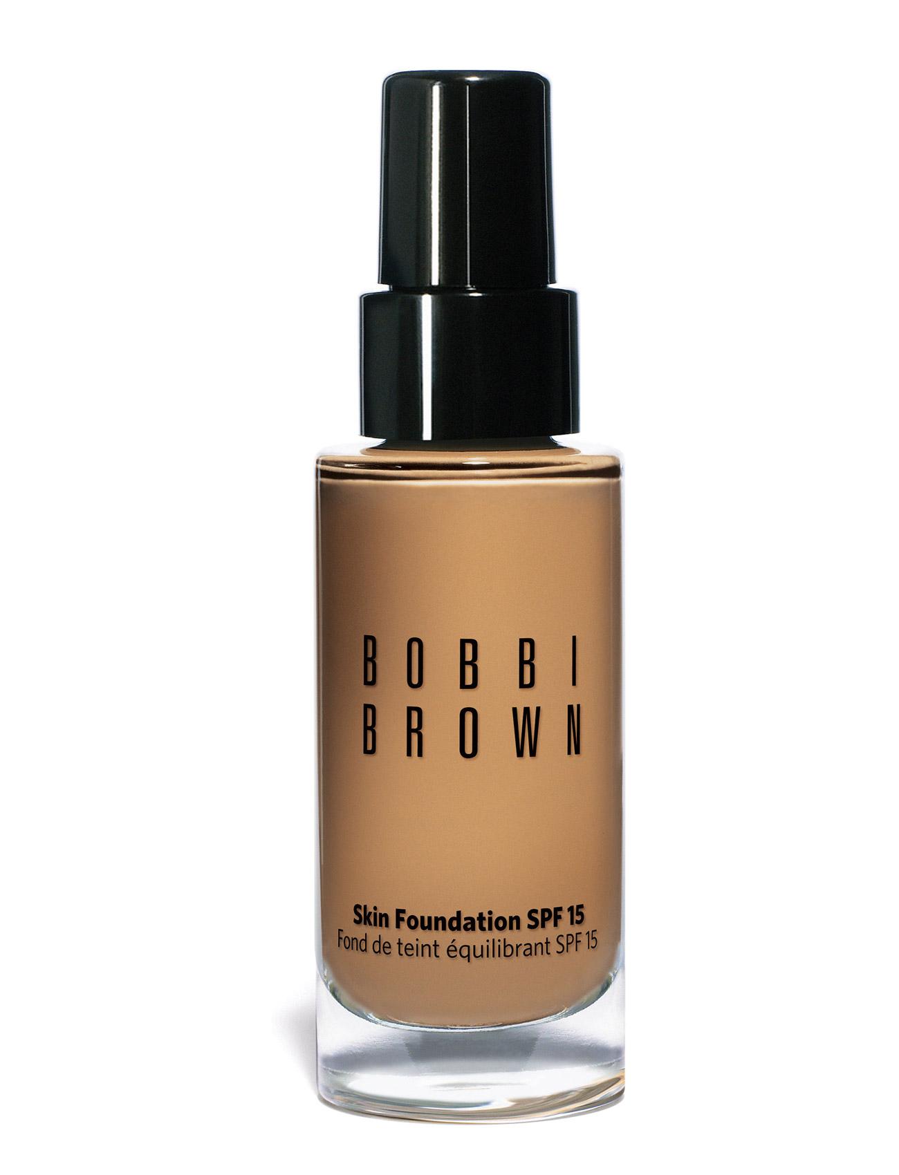 bobbi brown – Skin foundation spf15, warm beige 3,5 fra boozt.com dk