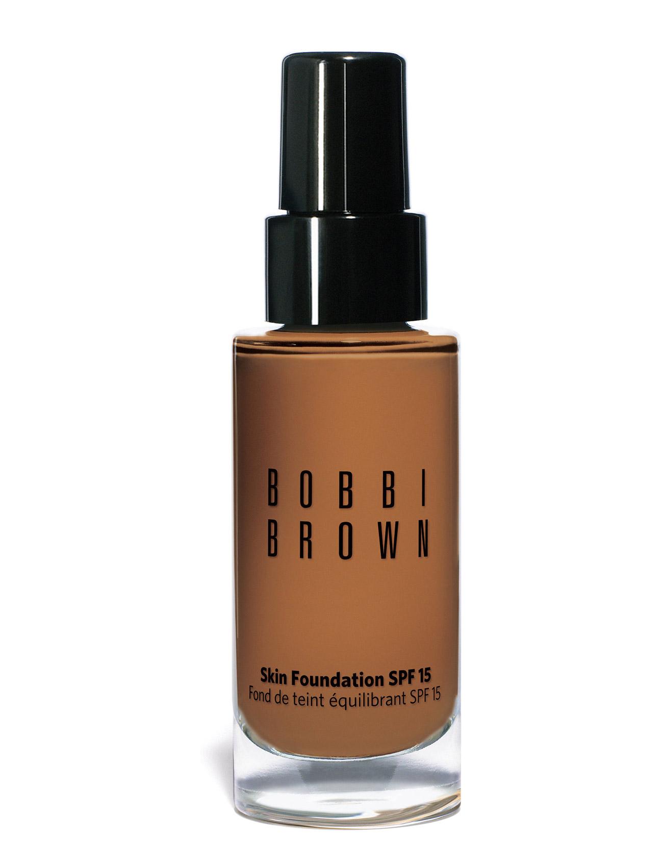 Skin foundation spf15, warm beige 3,5 fra bobbi brown fra boozt.com dk