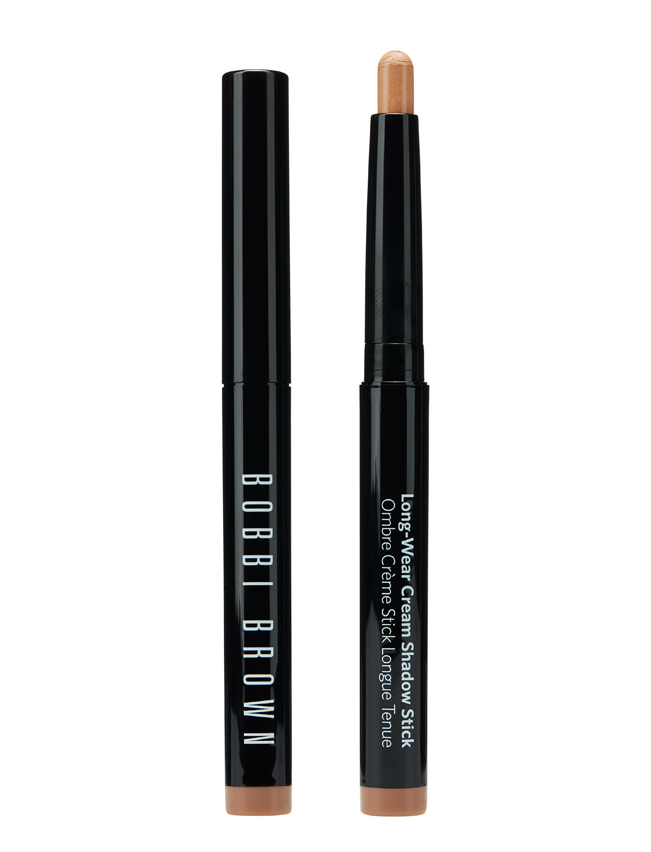 Long wear cream shadow stick taupe taupe for Bobbi brown beach soap