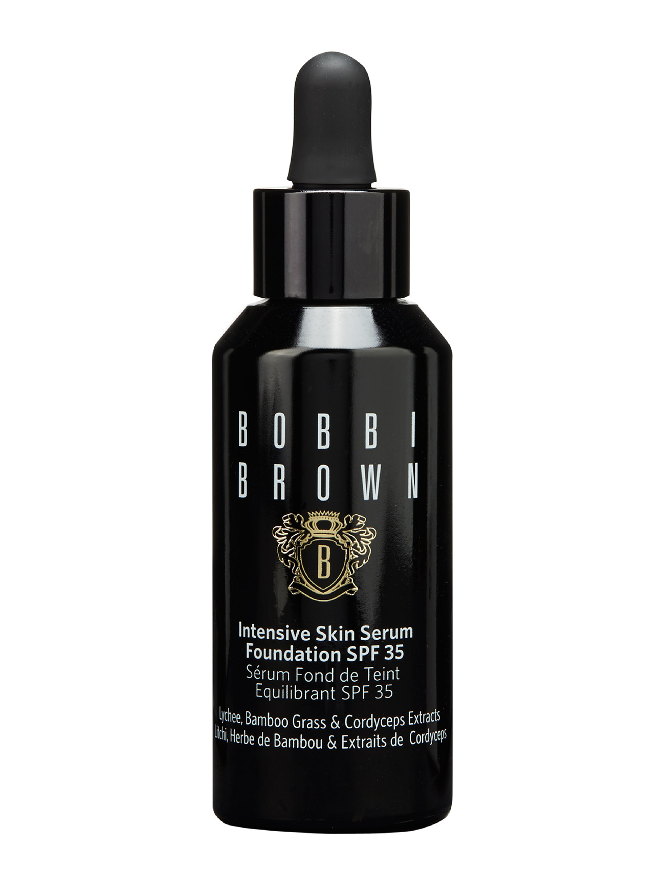 Intensive skin serum foundation spf 40, natural tan 4,25 fra bobbi brown på boozt.com dk
