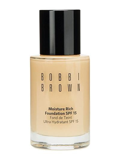 Moisture Rich Foundation, Beige 3 (Beige 3) (375 kr) - Bobbi Brown   Boozt.com