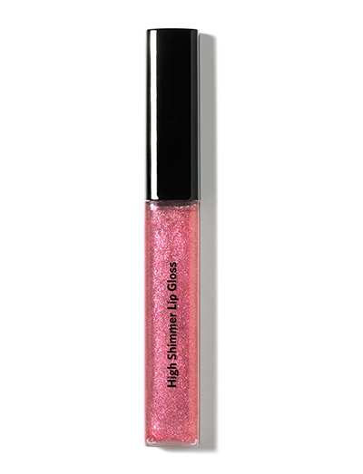 High Shimmer Lip Gloss, Pink Tulle - PINK TULLE