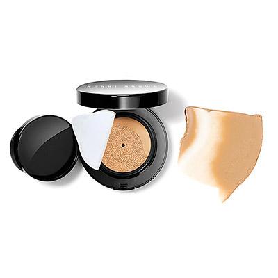 Skin Foundation Cushion Compact SPF35, Medium - MEDIUM