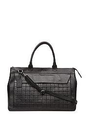 Dignity Travel Bag - CHARKCOAL  BLACK