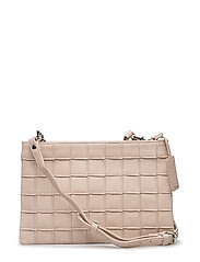 Grace Clutch - IVORY WHITE