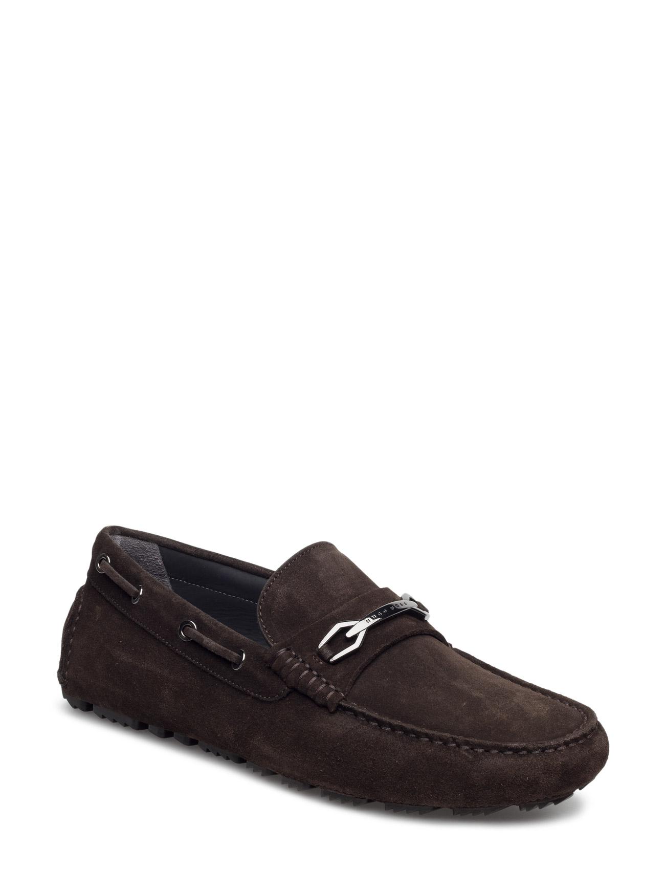 Driprin BOSS Casual sko til Mænd i Mørkebrun