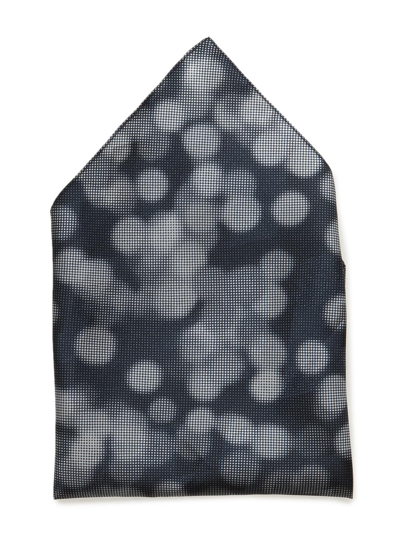 Pocket Sq. Cm 33x33 BOSS Lommetørklæder til Mænd i Navy blå