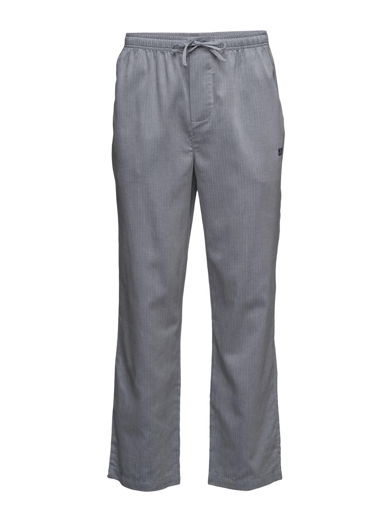 Long Pant Cw BOSS Nattøj & Loungewear til Herrer i Mellem grå