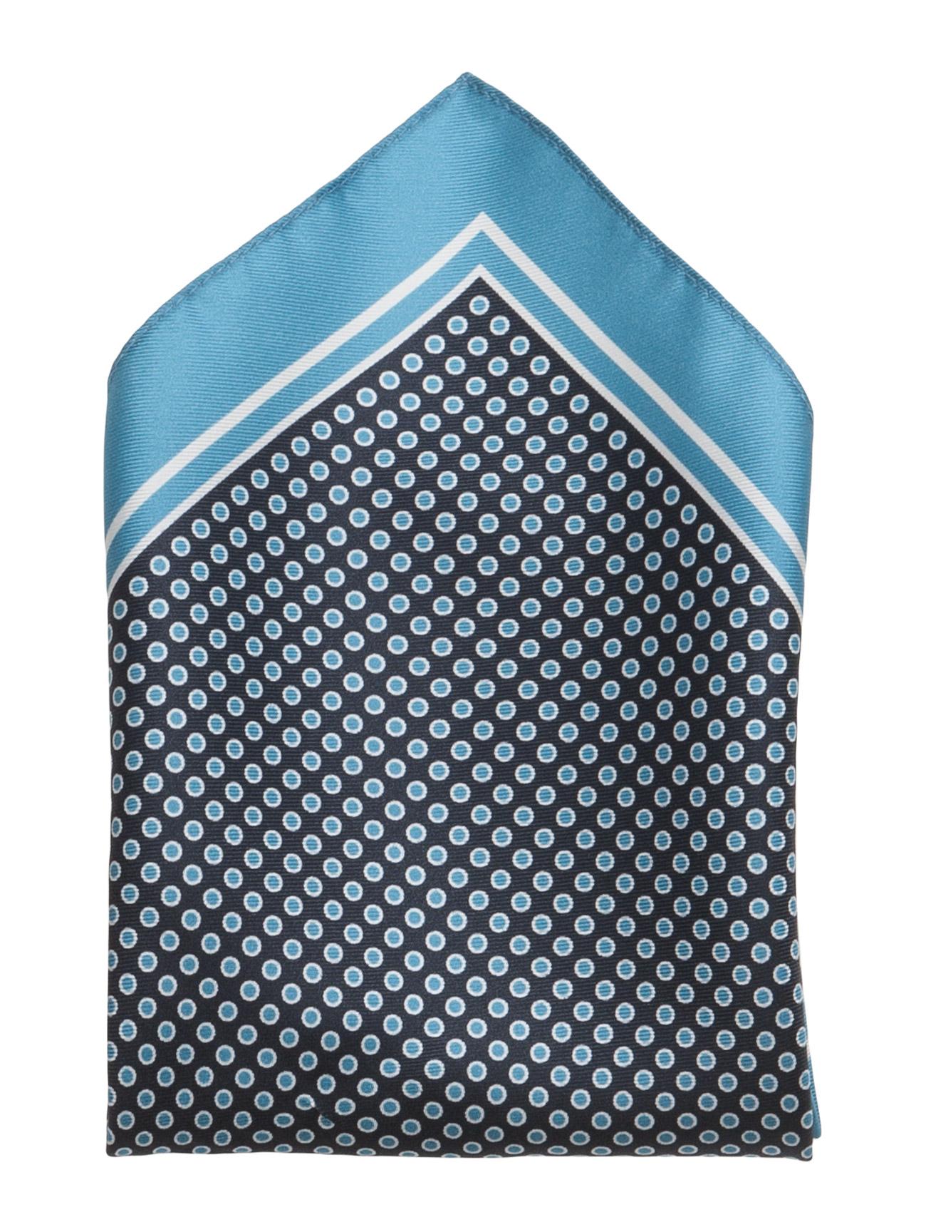 Pocket Sq. Cm 33x33 BOSS Lommetørklæder til Herrer i Mørkeblå
