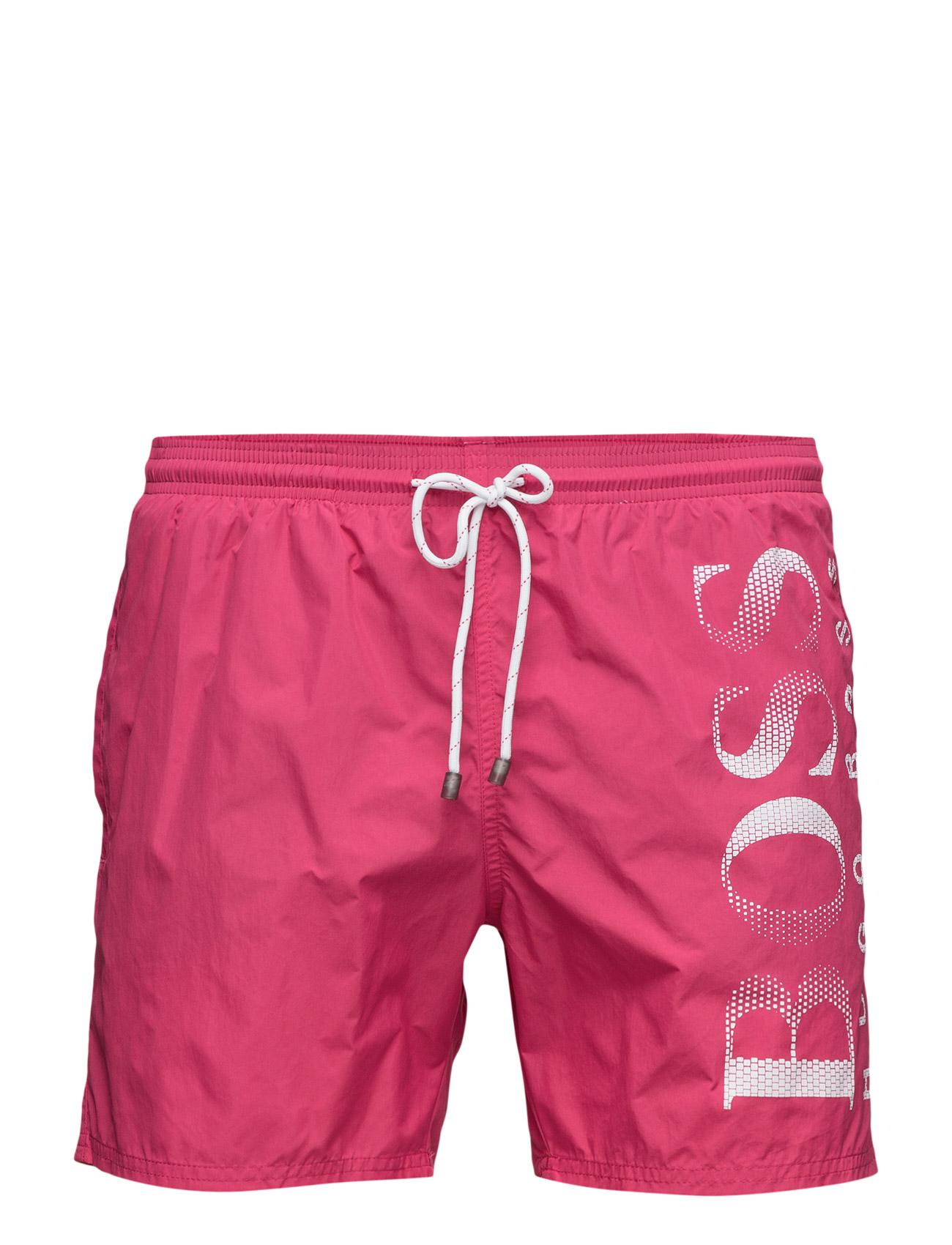 Octopus BOSS Shorts til Herrer i Bright Pink