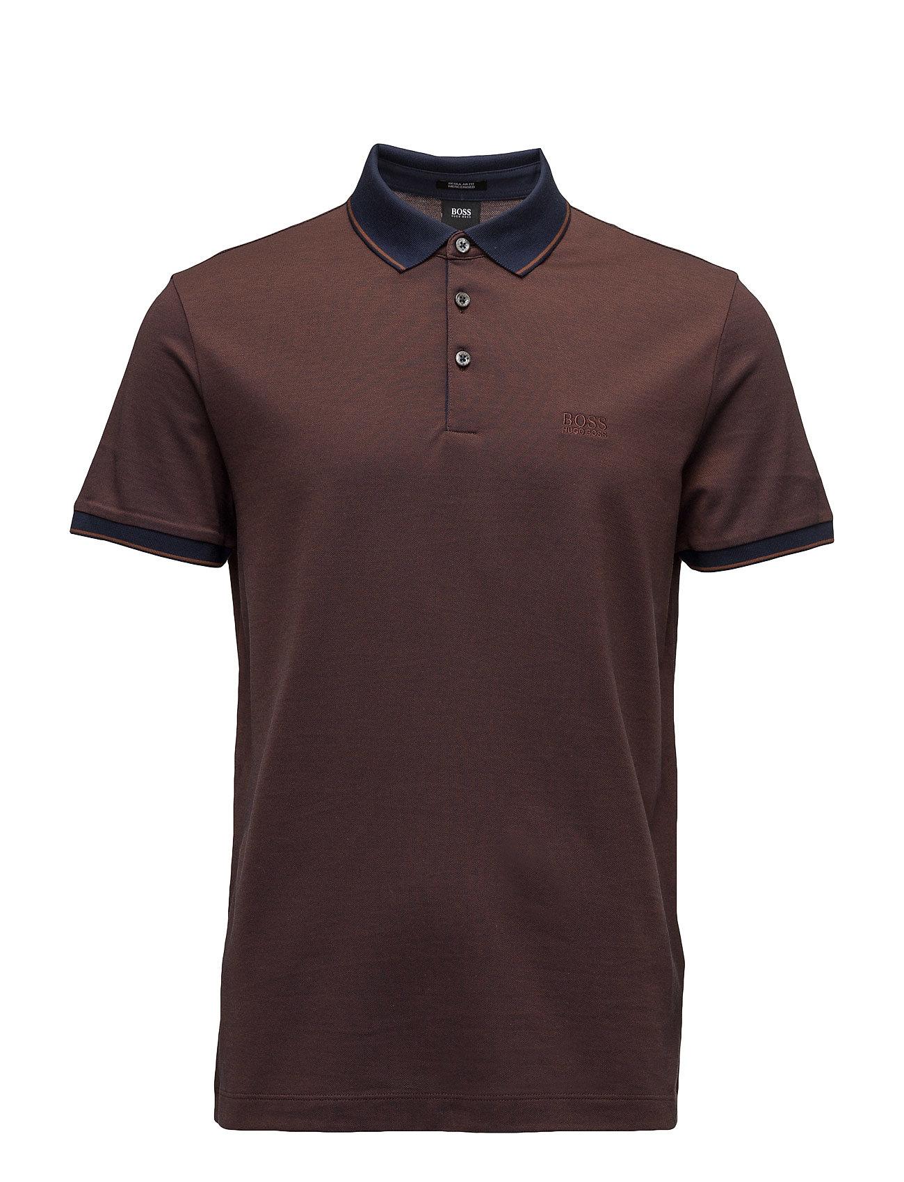 Prout 10 BOSS Kortærmede polo t-shirts til Herrer i