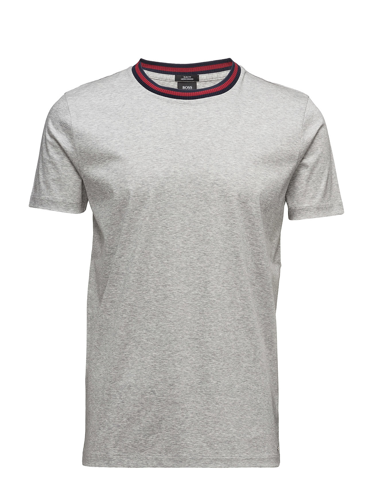 Tessler 64 BOSS T-shirts til Mænd i Open Grey