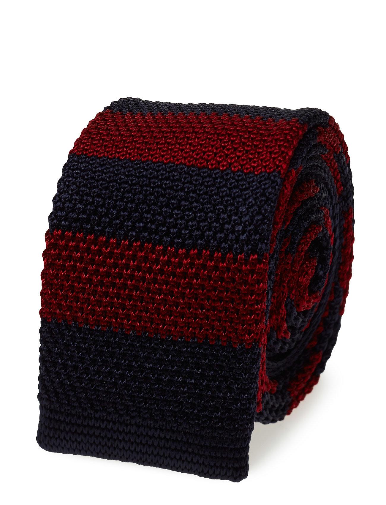 Tie 5 Cm Knitted BOSS Slips til Herrer i