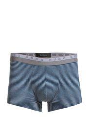 Boxer Stripes - Open Blue