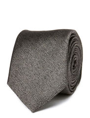 Tie 6 cm - Charcoal