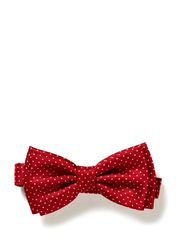 Bow tie fashion - Bright Red