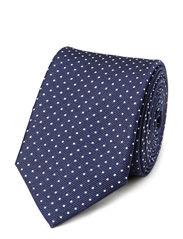 Tie 6 cm - Dark Blue