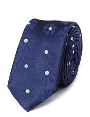 Tie 5 cm - Dark Blue