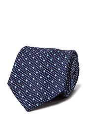 Tie 7,5 cm - Dark Blue