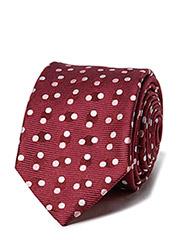 Tie 6 cm - Open Red