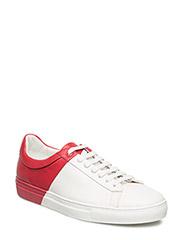 Bicolor Sneaker - MEDIUM PINK