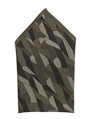 Pocket sq. cm 33x33 - DARK GREEN