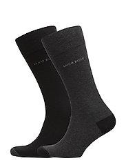 2P RS Heel&Toe CC - BLACK