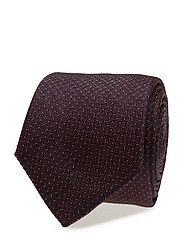 Tie 6 cm - MEDIUM RED