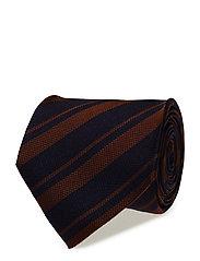 T-Tie 8 cm - MEDIUM BROWN