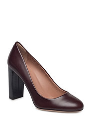 Farah Pump 90-C - DARK RED